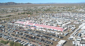 Quartzsite Sports, Vacation and RV Show